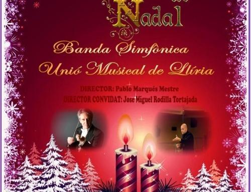 Concert Nadal 2017 Banda Simfònica