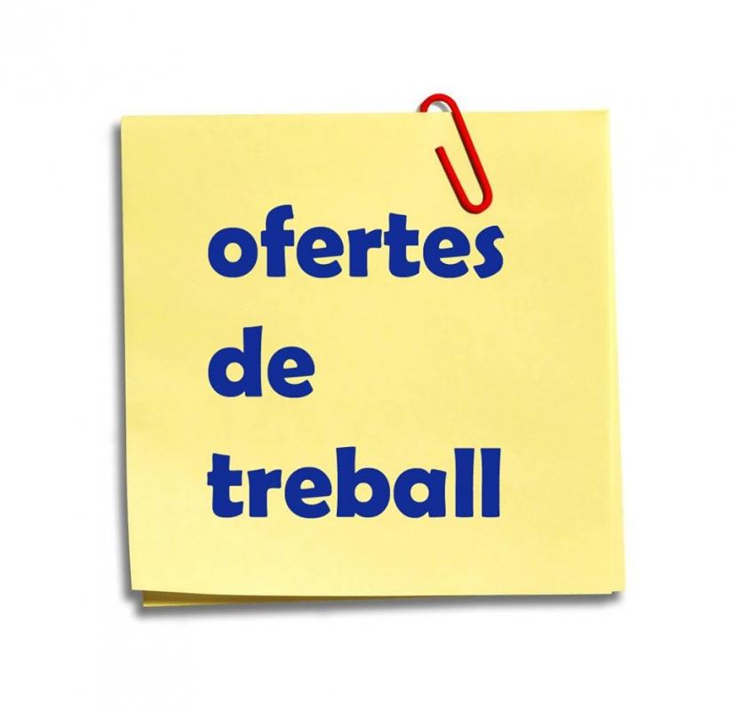 OFERTA DE TREBALL