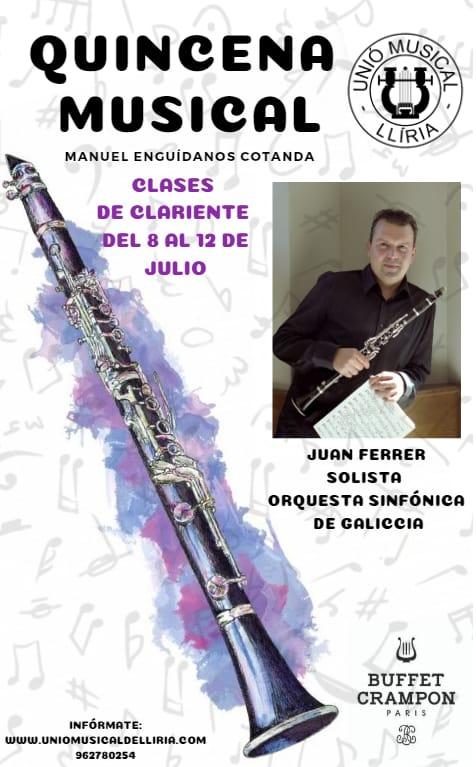 Mestres Clarinet