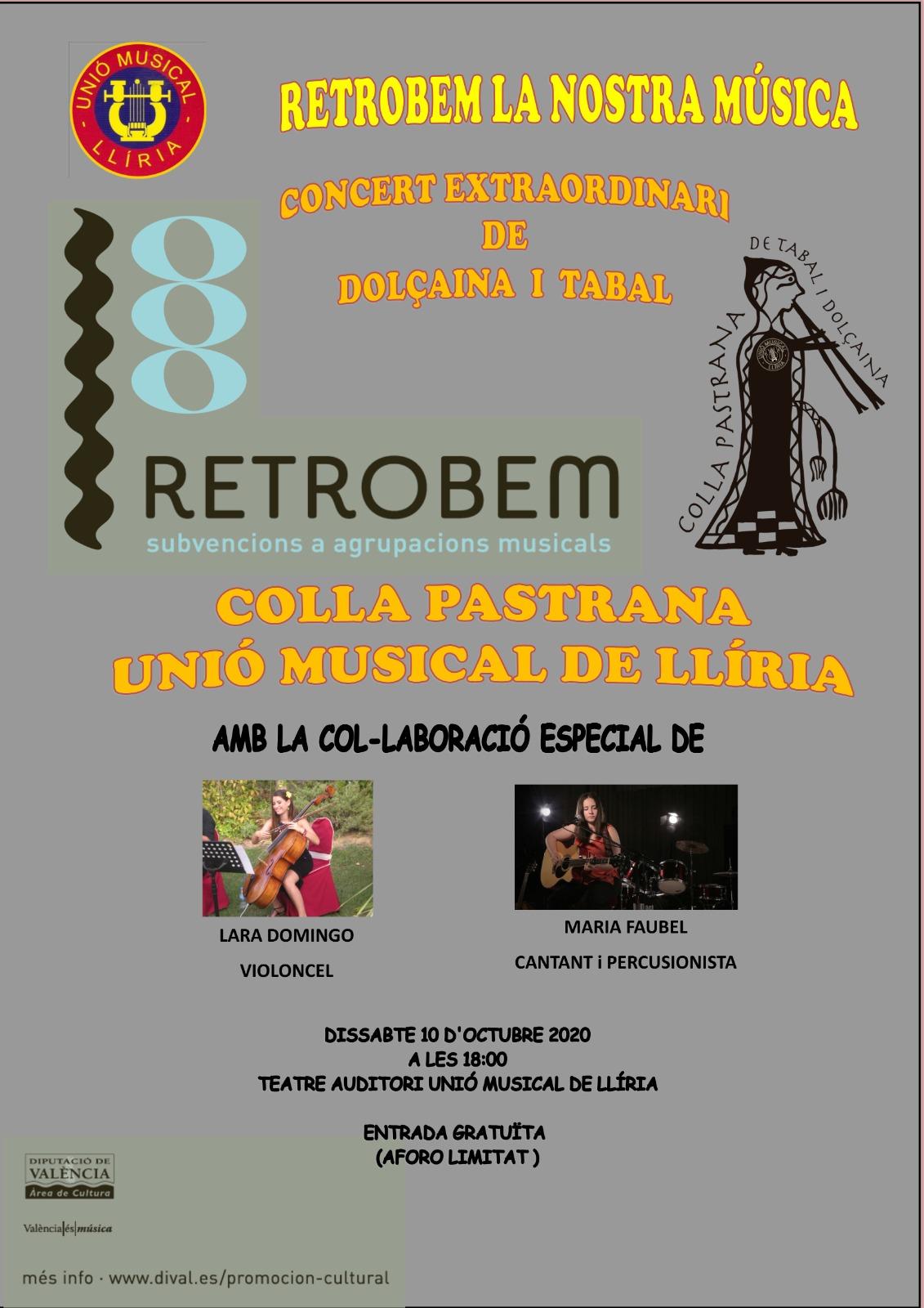 Proper concert Colla Pastrana