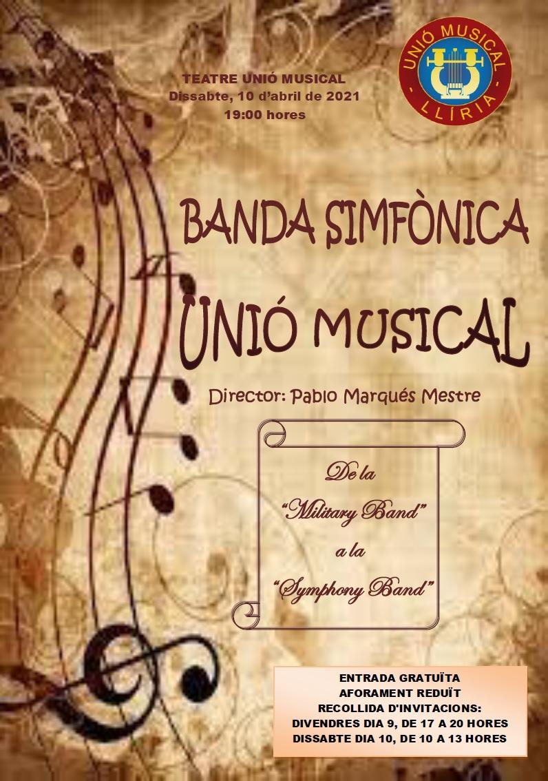 La Banda Simfònica continua amb la seua activitat acoblant-se a les restriccions.